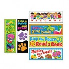TREND - Bookmark Combo Packs, Celebrate Reading Variety #1, 2w x 6h - 216/Pack