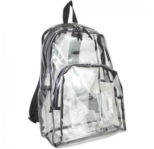 Eastsport Clear All- Day Backpack