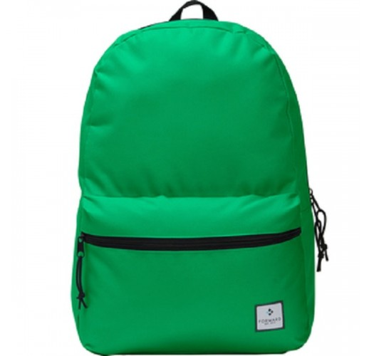 "Forward™ 17"" School Backpack - 8 Solid Colors"