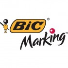 BIC Marking Permanent Marker, Ultra Fine Point, Assorted Colors, 36-Count