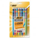 BIC® Xtra-Strong Mechanical Pencil, 0.9mm, Assorted Colors, 24ct.