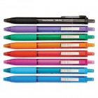 Paper Mate - InkJoy 300RT Ballpoint Pen, Assorted Ink, Medium - 8 Pens