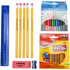 Back-to-School Pre-Filled Kit - 11 Pieces