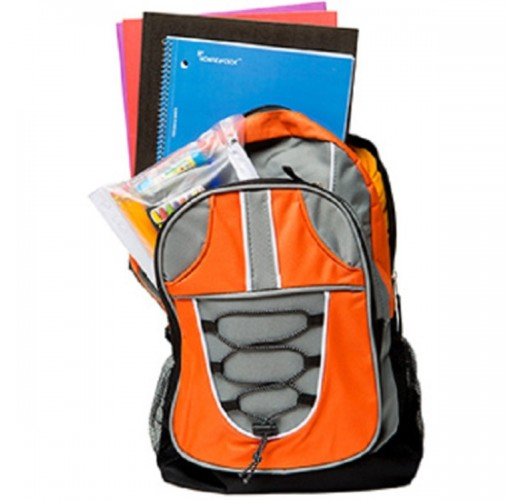 "Big Box™ Pre-Filled 17"" Bungee Backpack Kit (28 pc.)"